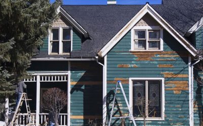 The Benefits of Professional Exterior House Painting Services
