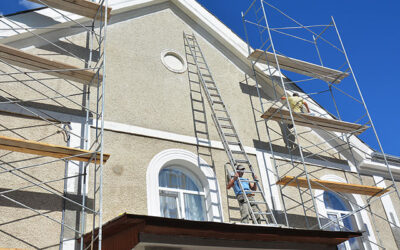 4 Tips to Prepare for a House Painting Job